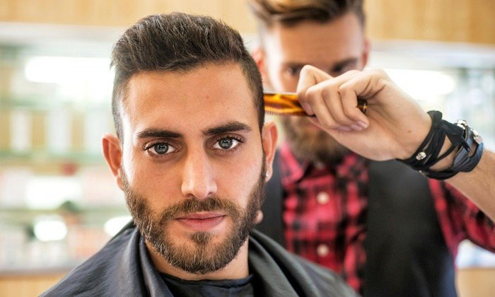 The Best Men S Haircut With Head Massage Cuts And Colours Groupon Pictures