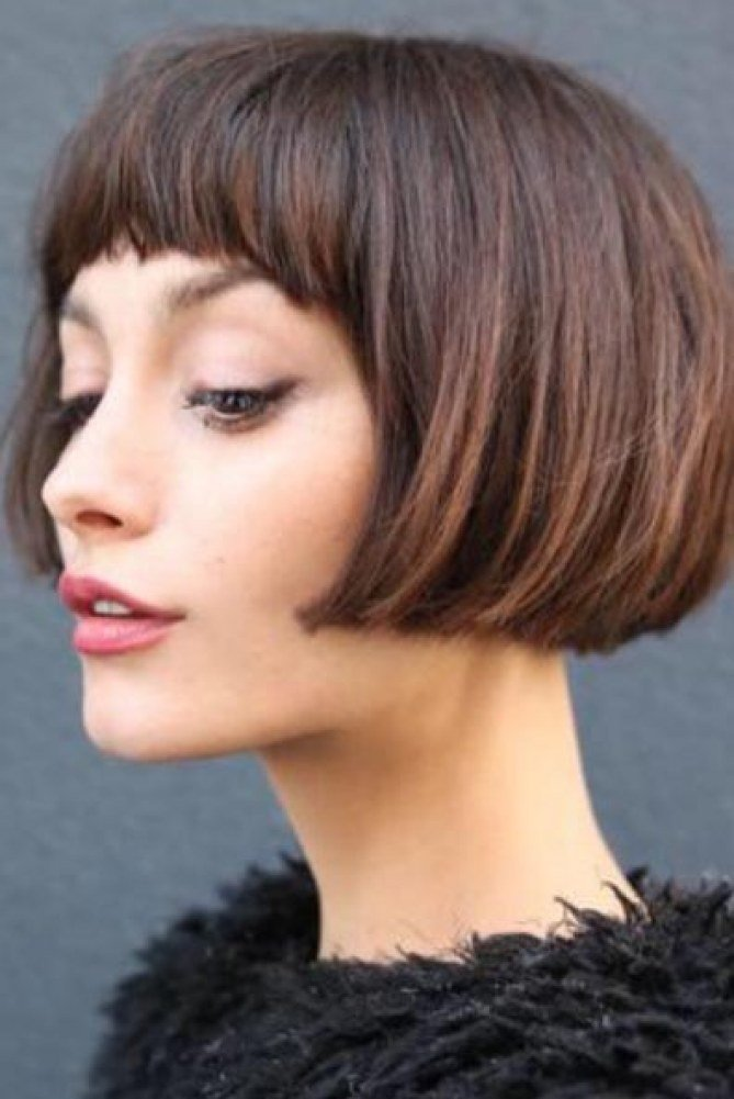 The Best French Bobs Are The Très Chic Hair Trend Of 2017 Pictures