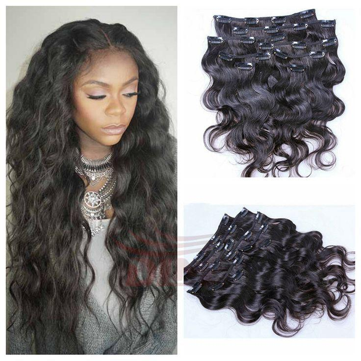 The Best 13 Best Clip In Human Hair Extensions Images On Pinterest Human Hair Dread Extensions Human Pictures