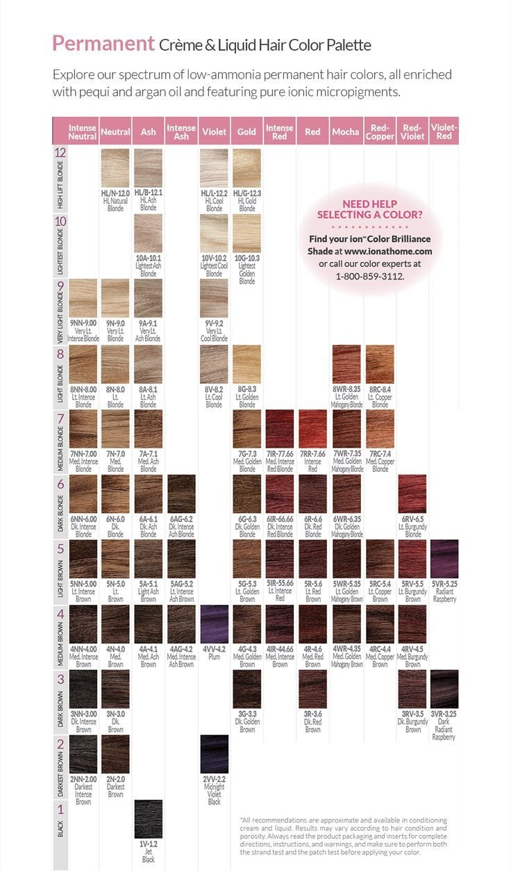 The Best Best 25 Ion Hair Color Chart Ideas On Pinterest Ion Hair Colors Ion Color Brilliance And Pictures