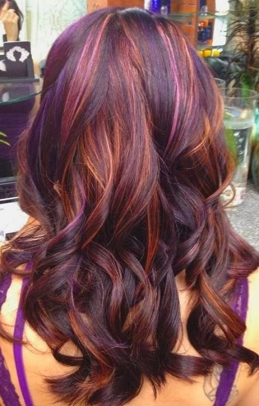 The Best 40 Best Ombre Hair Color Ideas 2018 Hair Color Ideas 2018 Hair Red Violet Hair Violet Hair Pictures