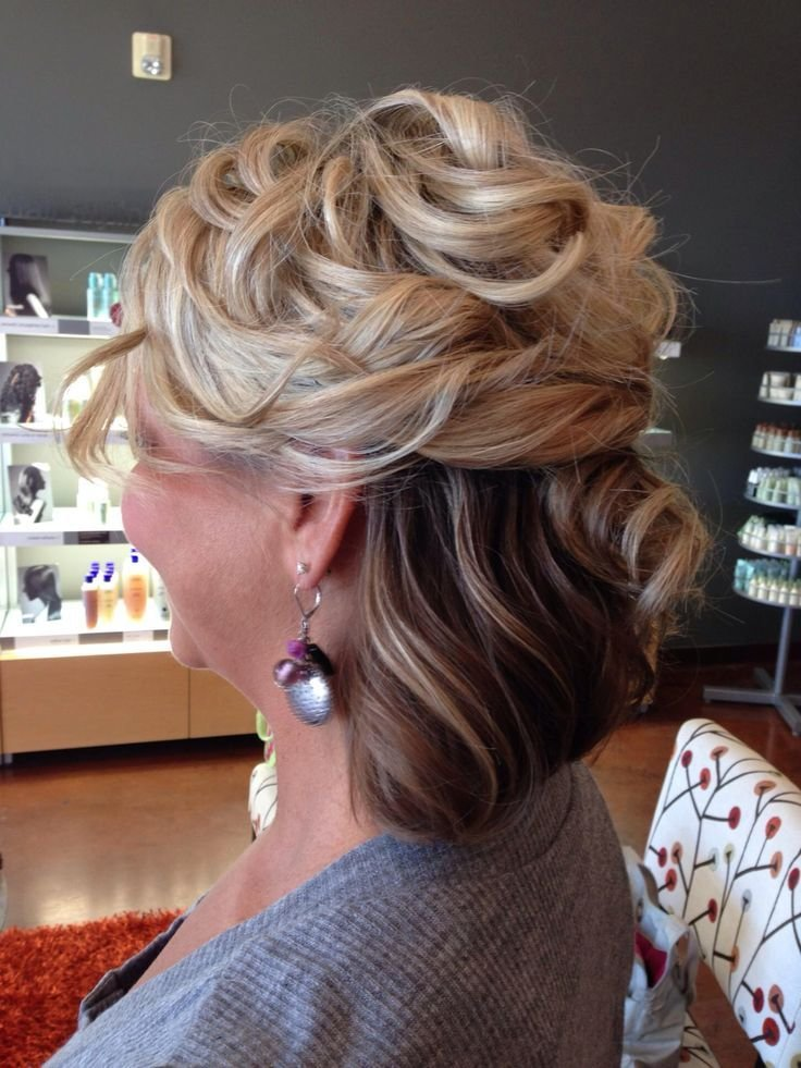 The Best Mother Of The Bride Hairstyle Mob Attire Bride Pictures