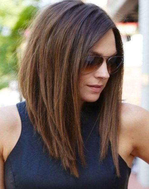 The Best Shoulder Length Hair Style Round Face Newhairstylesclub Pictures
