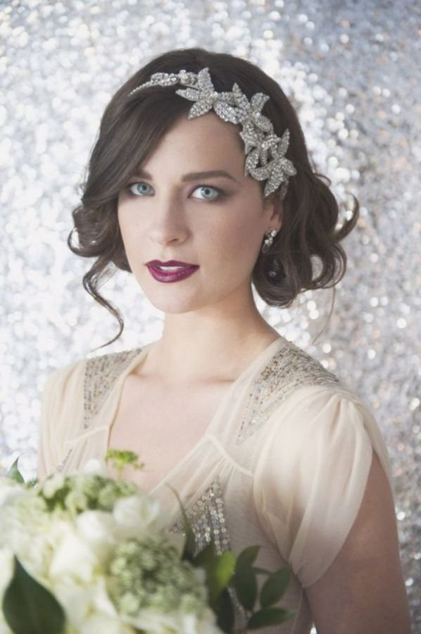 The Best Best 25 1920S Wedding Hair Ideas On Pinterest Roaring Pictures