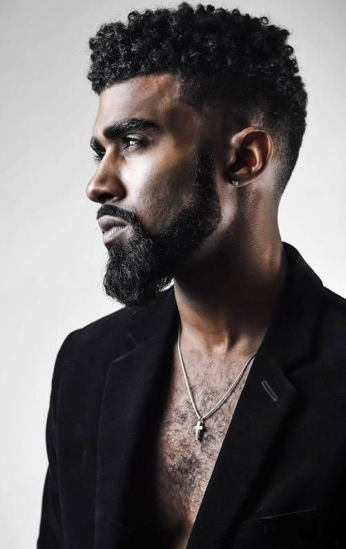 The Best 85 Best Hairstyles Haircuts For Black Men And Boys For 2017 Hair Curly Hair Men Black Men Pictures