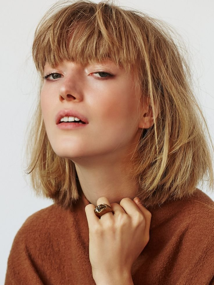 The Best Best 25 Layered Bob Bangs Ideas On Pinterest Longer Pictures