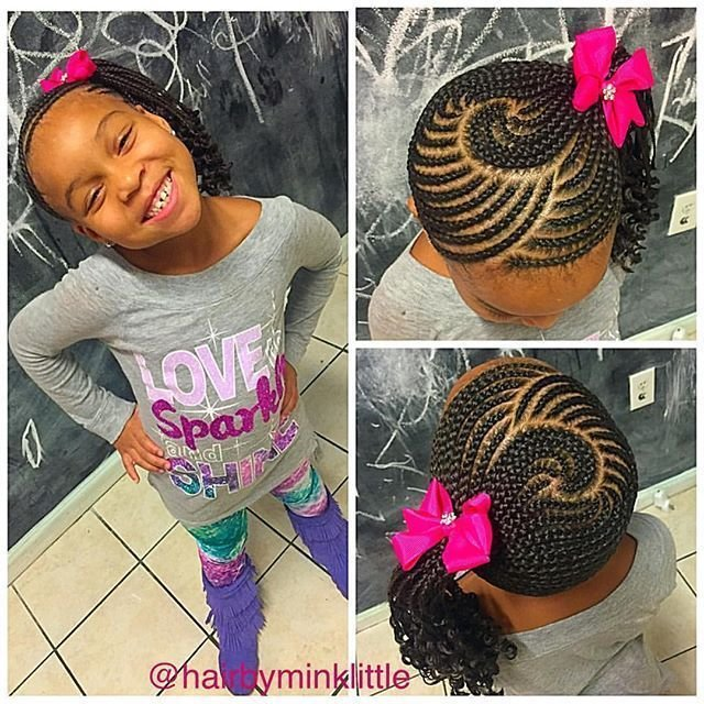 The Best Image Result For Cornrow Braids For Little Girls Hairdos Pictures