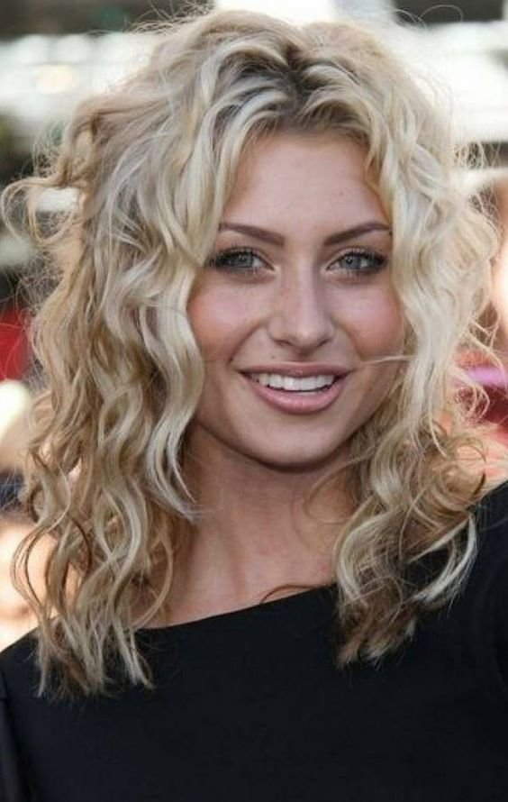 The Best 21 Gorgeous Hairstyles For Fine Curly Hair Curly Hair Pictures