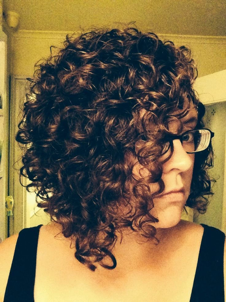 The Best The 25 Best Short Permed Hair Ideas On Pinterest Short Perm Bob Perm And Curly Bob Hair Pictures