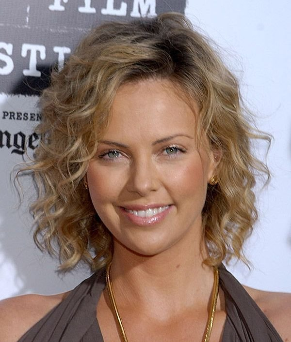 The Best How To Make Fine Curly Hair Look More Polished Charlize Pictures