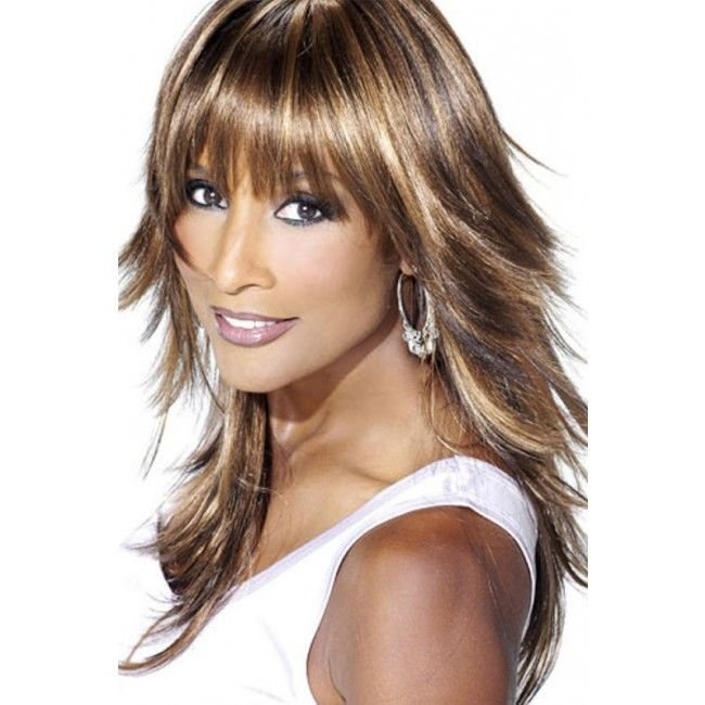 The Best Beverly Johnson Medium Length Layered Hairstyles With Pictures