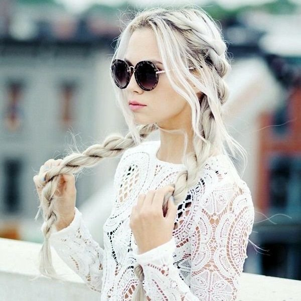 The Best Best 25 Thick Hair Hairstyles Ideas On Pinterest Easy Hairstyles For Long Hair Hair For Work Pictures