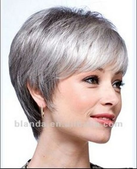 The Best Short Hair Styles For Women Over 50 Gray Hair Bing Pictures