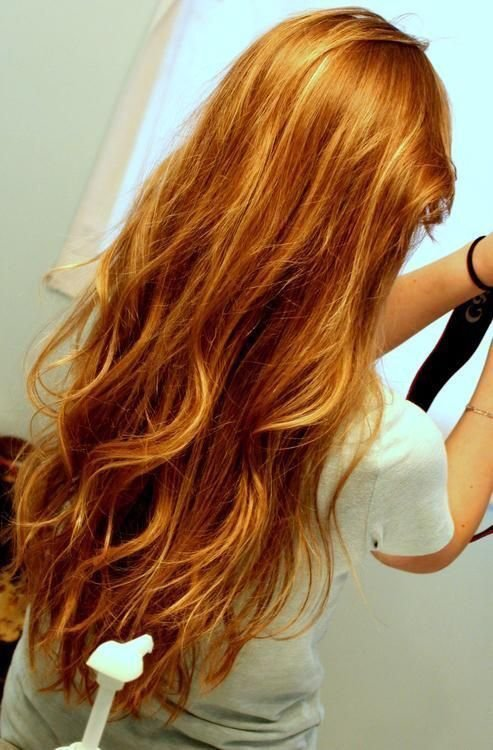 The Best Image Result For Warm Red Hair Color With Golden Pictures