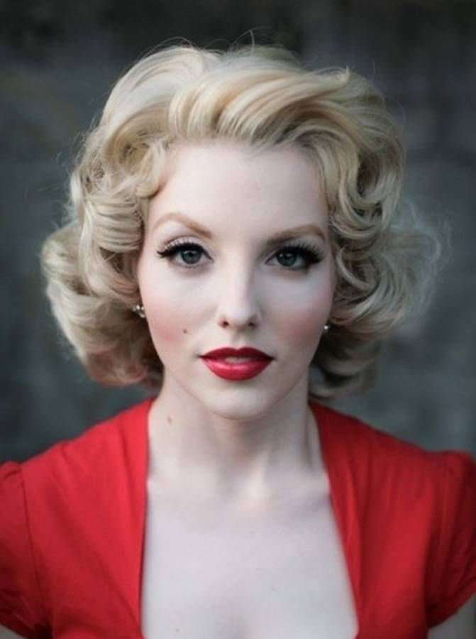 The Best 50S Hairstyles Ideas To Look Classically Beautiful Pictures