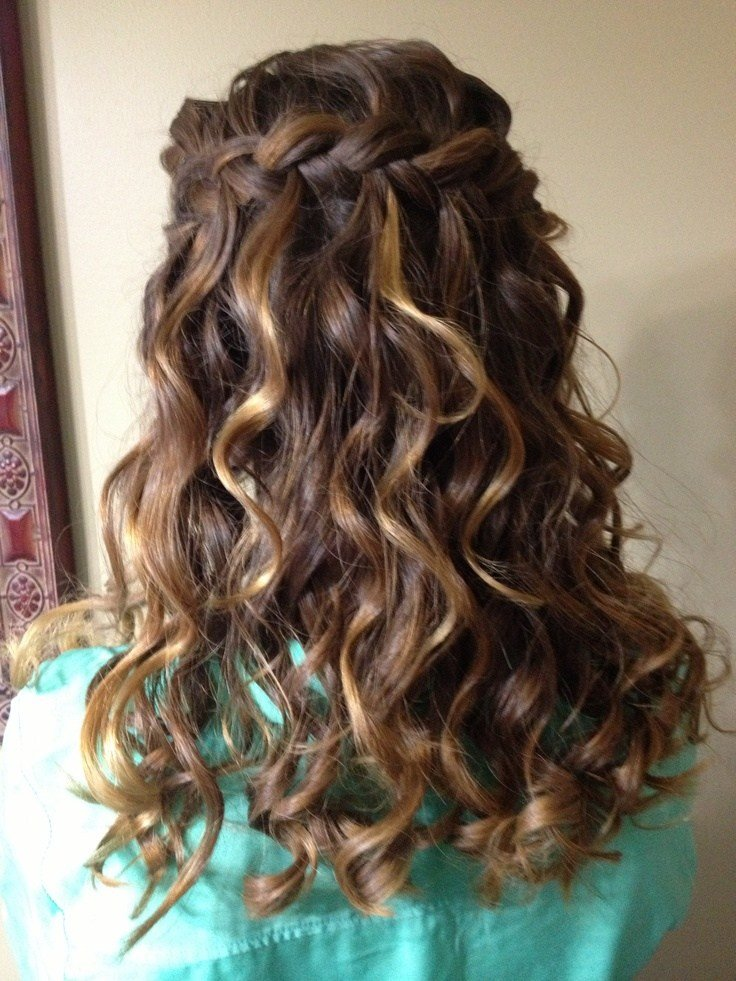 The Best Hairstyles For Winter Ball Hair Pictures