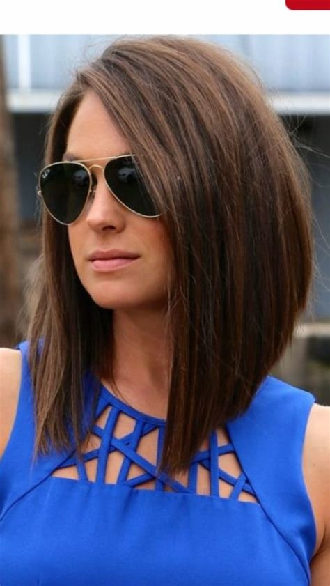 The Best Best 25 Straight Long Bob Ideas On Pinterest Lob Pictures