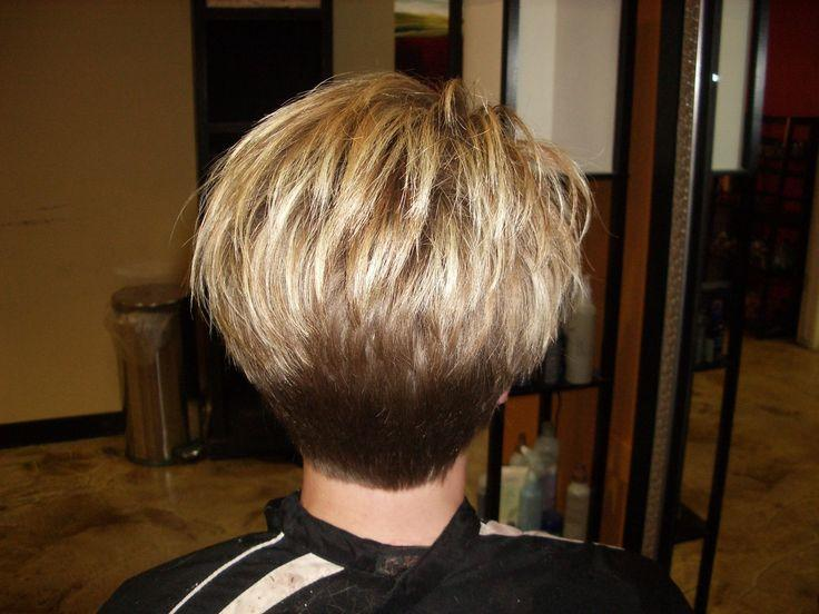 The Best Style Them Fabulous High Layered A Line With Tapered Pictures