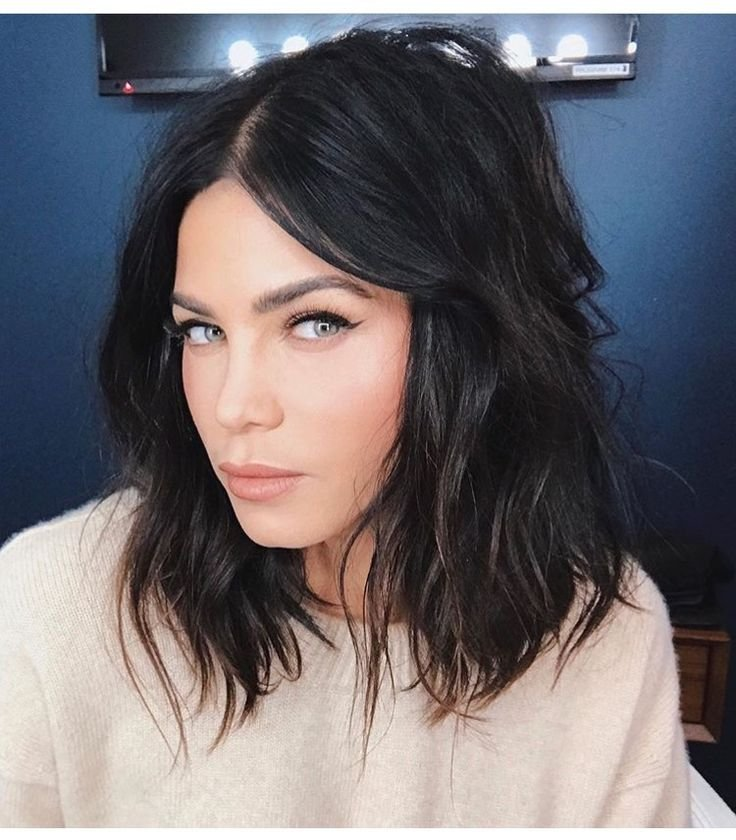 The Best Best 25 Medium Black Hair Ideas On Pinterest Dark Lob Pictures