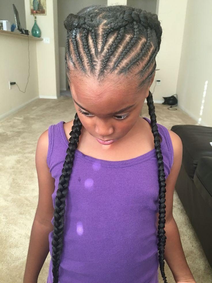 The Best Goddess Braids Half Braided Halo Beehive Black Girl Pictures