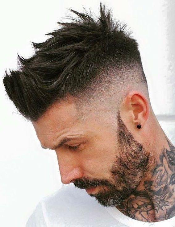 The Best 60 Hairstyles For Mens With Beard Style 2018 Pictures