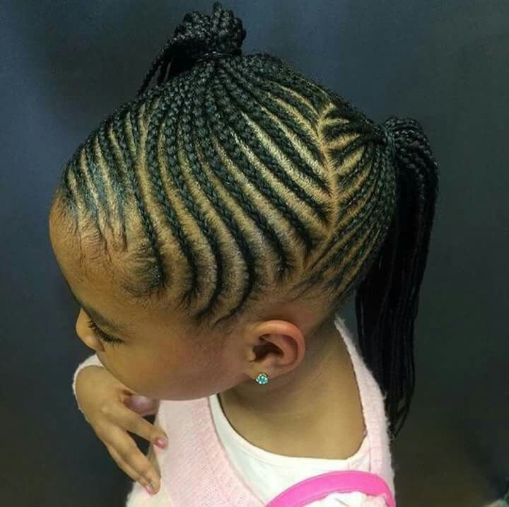 The Best Best 25 Kids Braided Hairstyles Ideas On Pinterest Lil Pictures