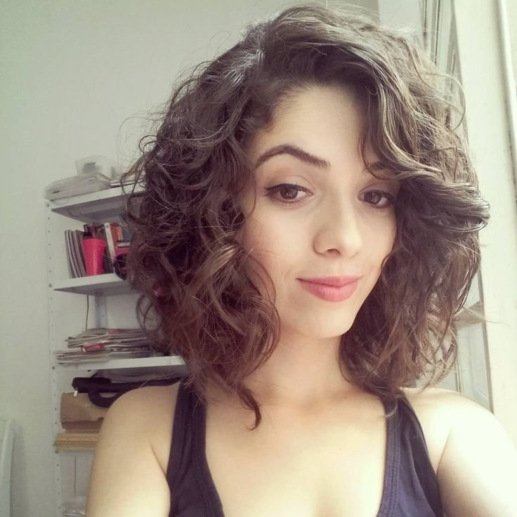 The Best Best 25 Naturally Curly Bob Ideas On Pinterest Curly Pictures