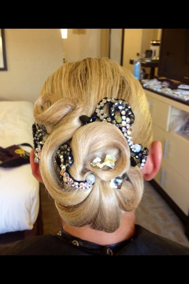 The Best 88 Best Dancesport Hair And Makeup Images On Pinterest Pictures