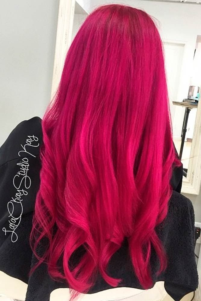 The Best Best 25 Magenta Hair Ideas On Pinterest Purple Hair Pictures