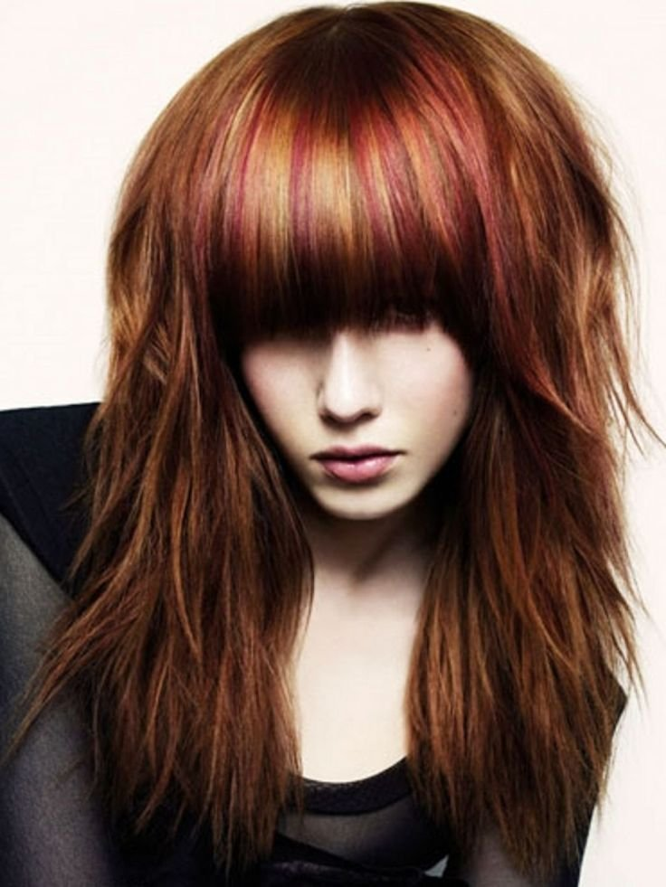 The Best Best 25 Long Choppy Hairstyles Ideas On Pinterest Long Pictures