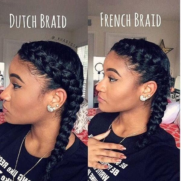 The Best Best 25 French Braids Black Hair Ideas On Pinterest Pictures