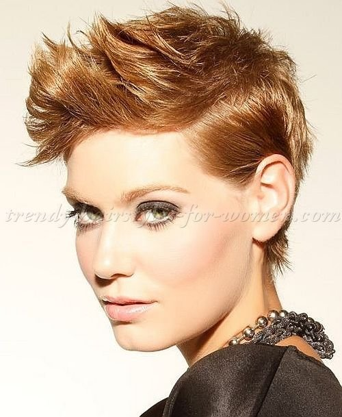 The Best Best 25 Short Mohawk Hairstyles Ideas On Pinterest Pictures