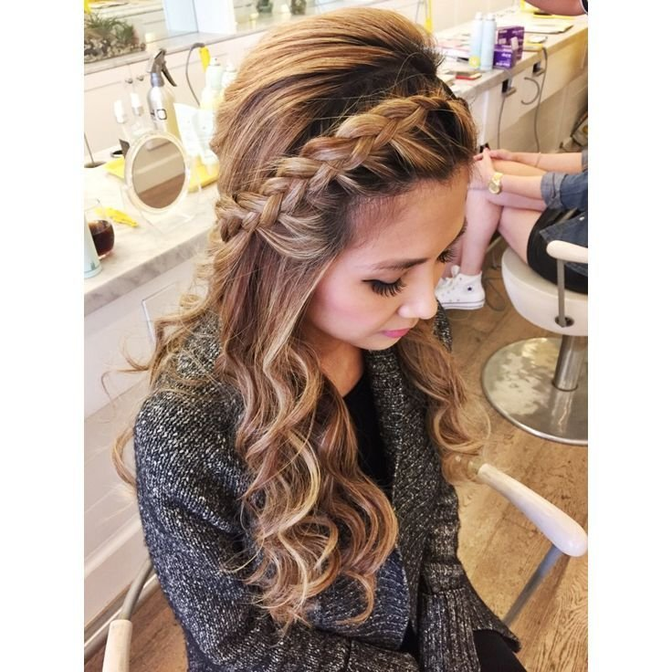 The Best Best 25 Loose Curls Hairstyles Ideas On Pinterest Prom Pictures