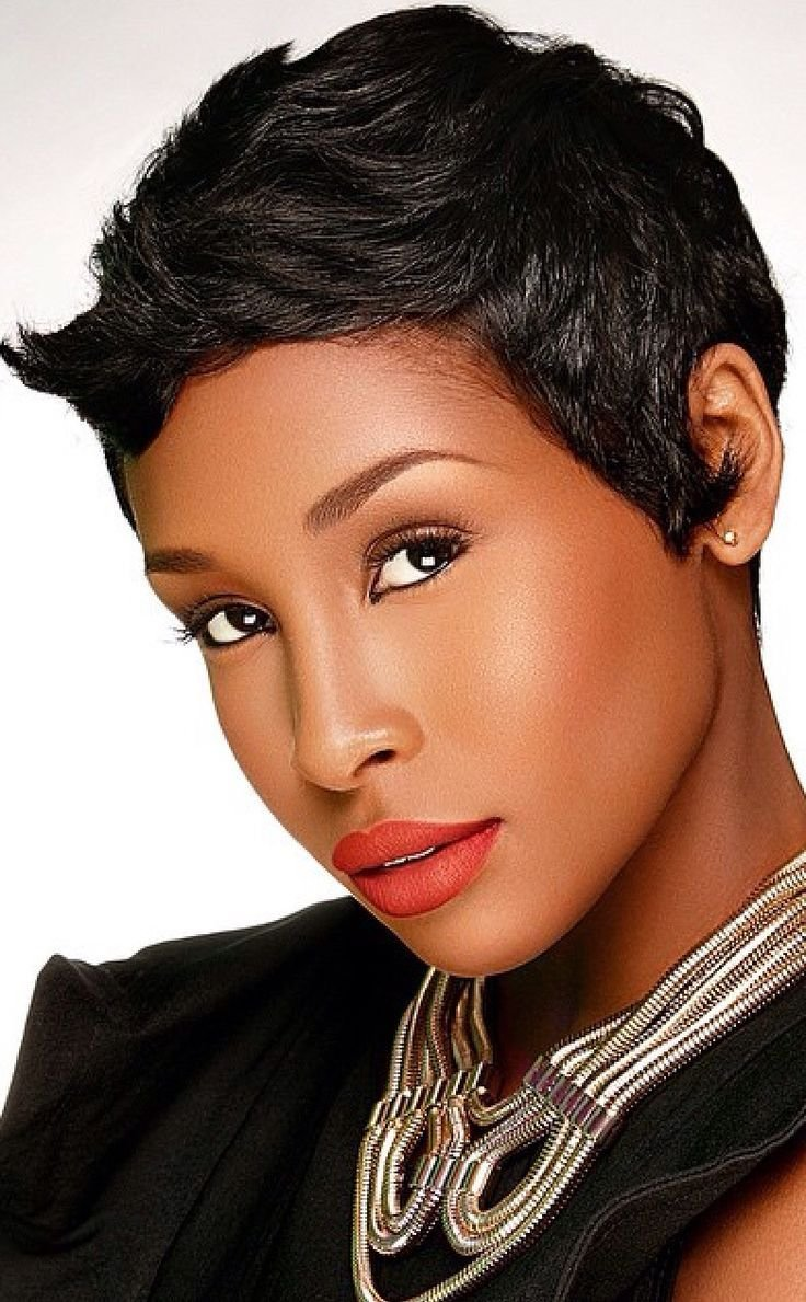 The Best 1255 Best Short Cut Hair Styles For Ethnic Women Images On Pictures