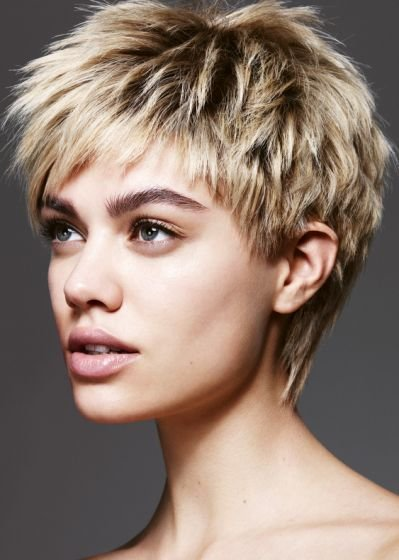 The Best Best 25 Short Textured Haircuts Ideas On Pinterest Edgy Pictures