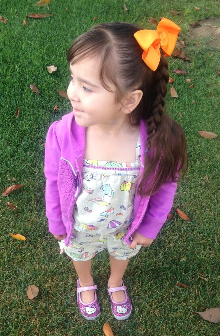 The Best 21 Best Preschool Hairstyles Images On Pinterest Pictures