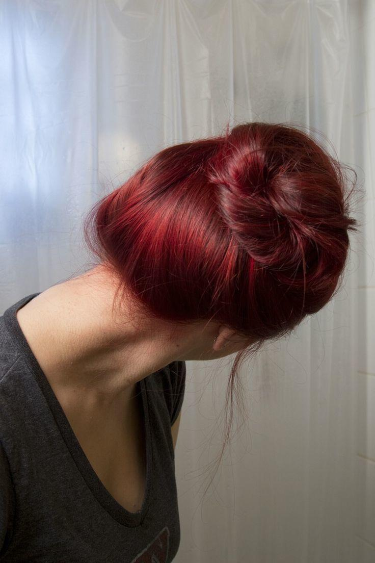 The Best Best 25 Dark Red Hair Dye Ideas On Pinterest Red Brown Pictures