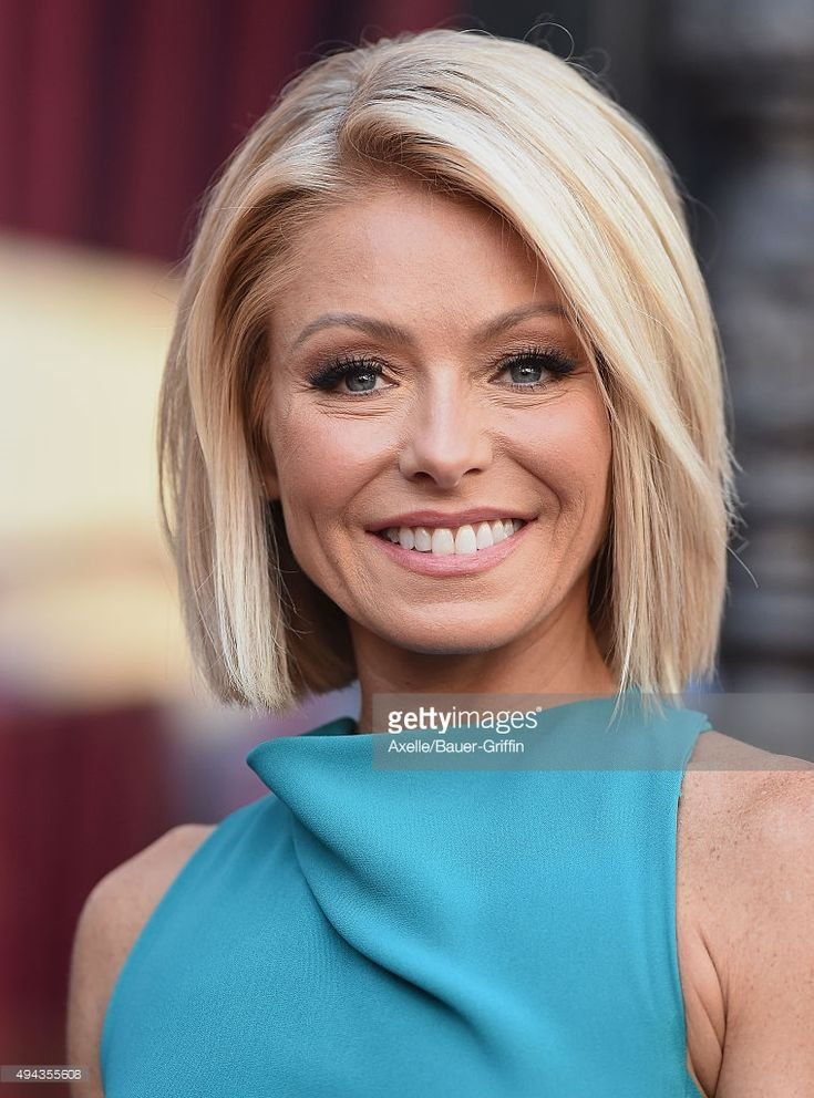 The Best Best 25 Kelly Ripa Haircut Ideas On Pinterest Kelly Pictures