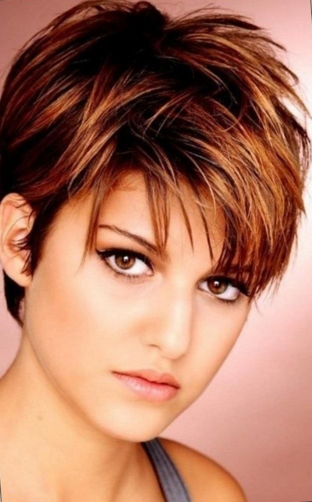 The Best 26 Cute Short Hairstyles For Round Faces Short Pictures