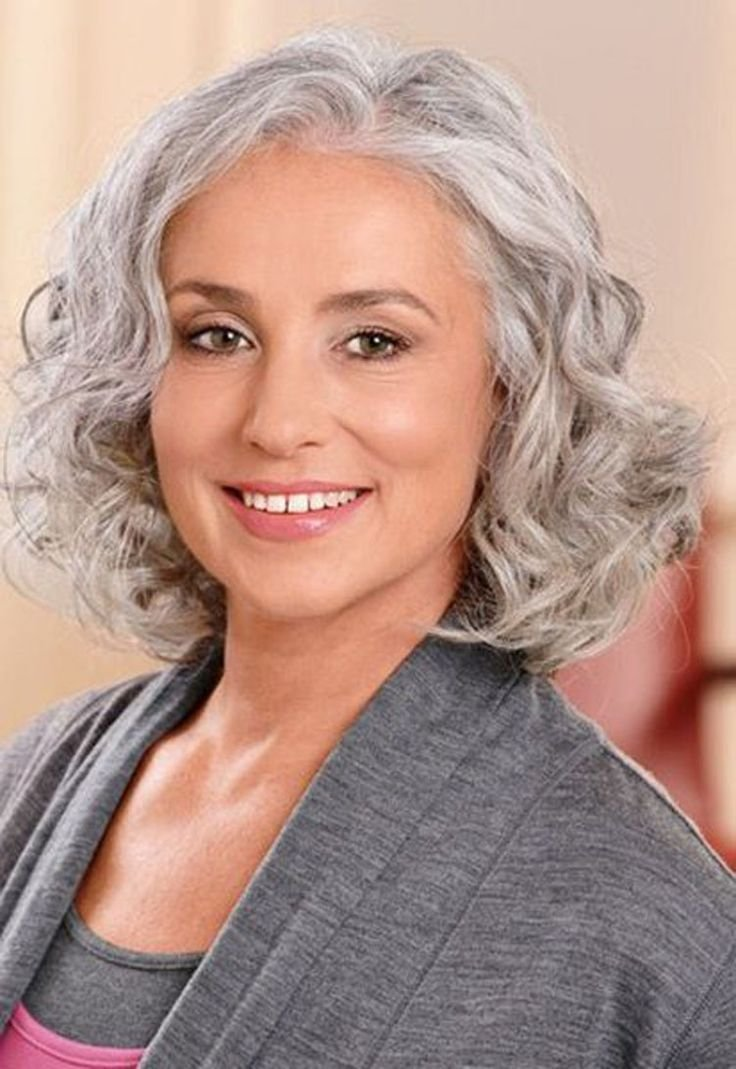 The Best Cute Short Haircuts For Grey Hair – Hairstyles For Short Hair Hair Grey Hair Wig Grey Curly Pictures