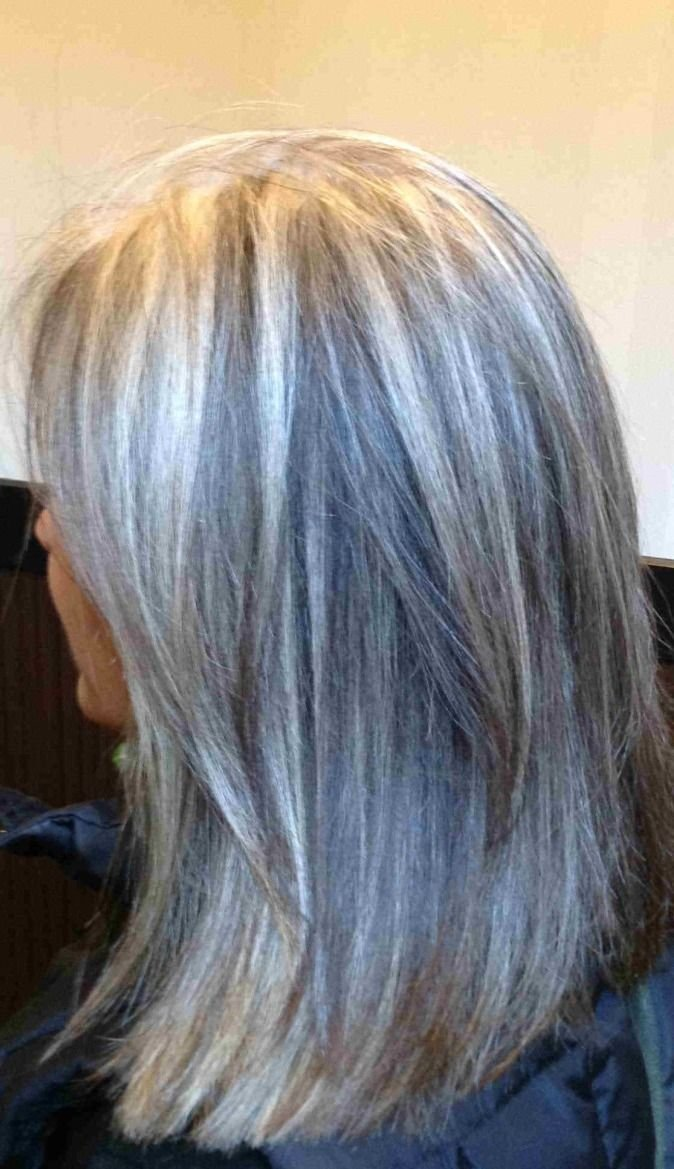 The Best The 25 Best Long Gray Hair Ideas On Pinterest Can Grey Pictures