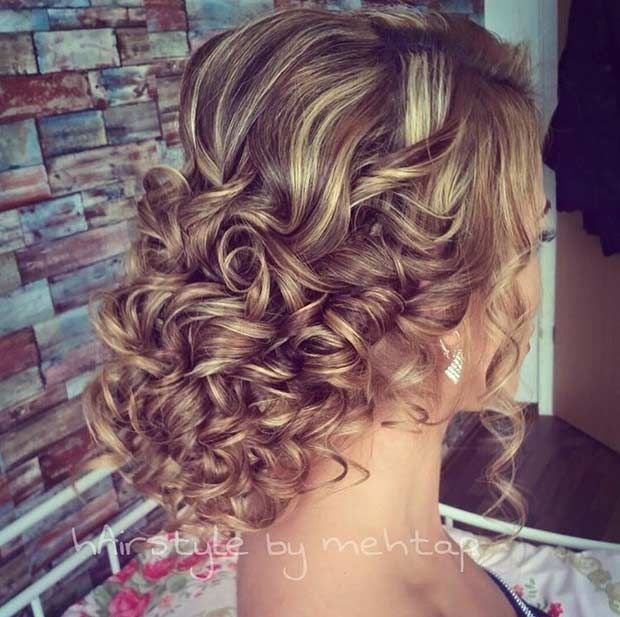 The Best 31 Most Beautiful Updos For Prom Prom Pinterest Prom Pictures