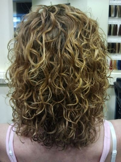The Best Spiral Perm Medium Length Hair Perms In 2019 Permed Pictures