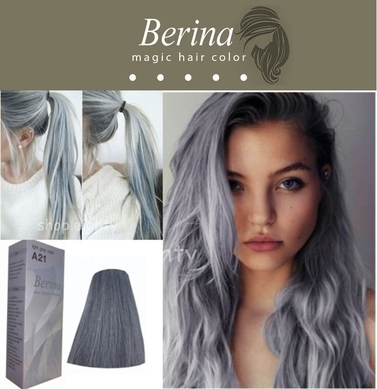 The Best Best 25 Permanent Silver Hair Dye Ideas On Pinterest Pictures