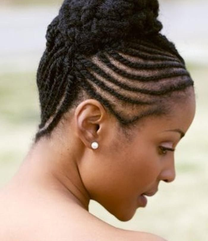 The Best Natural Hairstyles For African American Women Google Pictures