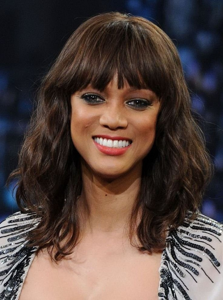 The Best Curly Hairstyles With Bangs Curly Hairstyles With Bangs Pictures
