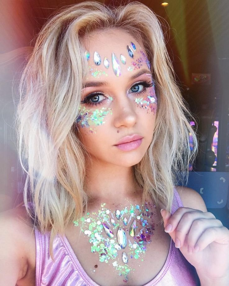 The Best Best 25 Rave Hair Ideas On Pinterest Rave Makeup Festival Hair And Rave Nails Pictures