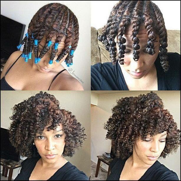 The Best How To Use Perm Rods On Natural Hair Hair Care Hair Pictures