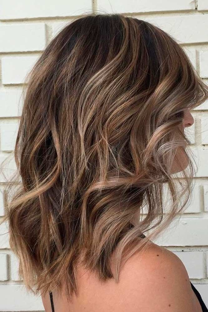 The Best Best 25 Wavy Medium Hairstyles Ideas On Pinterest Pictures