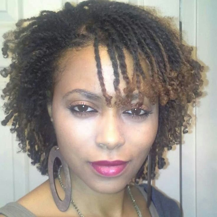 The Best Twists Rods Used To Curl The Ends Hair Natural Hair Pictures
